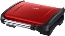 Машина-гриль RUSSELL HOBBS 19921-56 Colours Red Grill